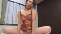 性処理までしてくれる声も身体もエロ過ぎる若妻の献身的セックス